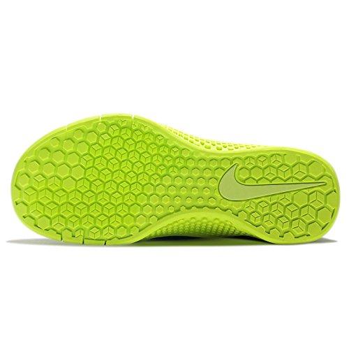 Nike Metcon 2, Chaussures de Randonnée Homme Verde (Verde (rio teal/volt-midnight turq-black))