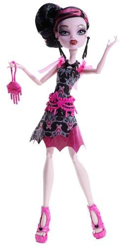 Monster High Mattel CGC43 CGC43 - Draculaura, Modepuppen und Zubehör