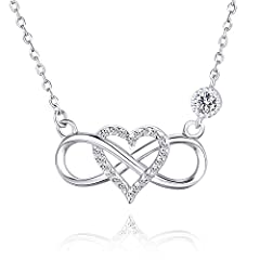Idea Regalo - BlingGem Collane Infinita