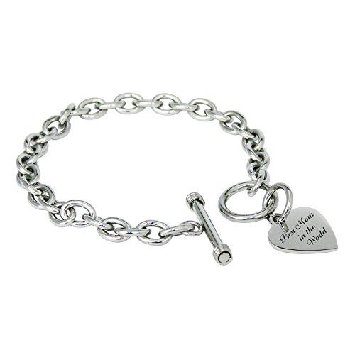 acciaio-inossidabile-best-mom-in-the-world-miglior-mamma-del-mondo-fascino-cuore-braccialetto-solo