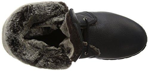 Panama Jack Belfast, Bottes courtes avec doublure chaude homme Schwarz (Black C3)