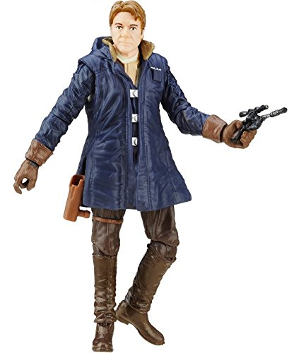 Star Wars:The Force Awakens, The Black Series, Han Solo [Starkiller Base] Exclusive Action Figure, 3.75 Inches by Star Wars 2014 Black Series