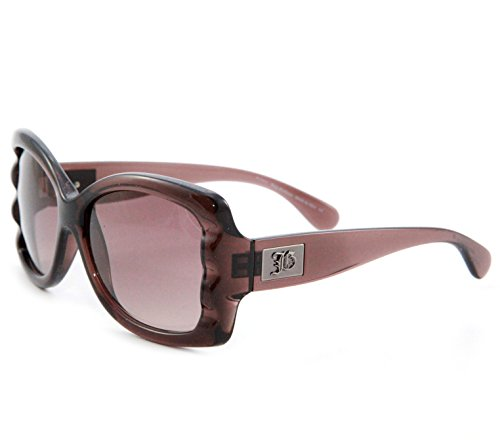 john-galliano-damen-sonnenbrille-braun-butterfly-retro-design