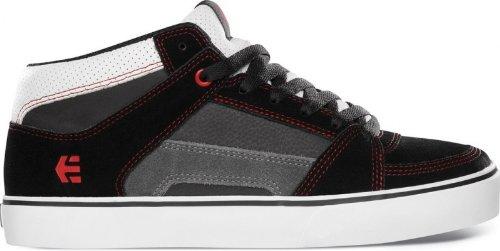 etnies-skateboard-shoes-rvm-lx-black-grey-red-shoe-size37