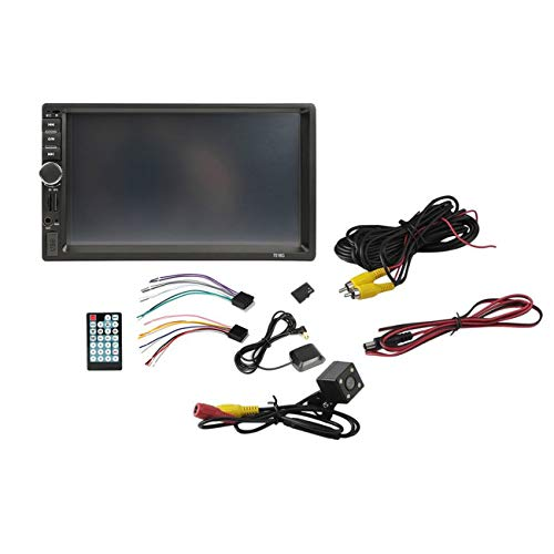 7018G 2 Din Auto FM Radio Multimedia Player GPS-Navigation 7