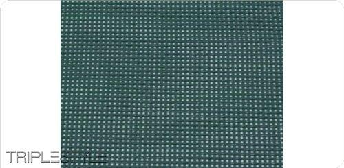 Jan Kurtz Aluminium Dreibein-Liege Fiam Amigo dunkelgrün Tüv-geprüfte Sonnenliege