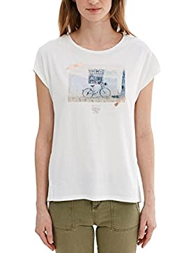 ESPRIT 037ee1k036, T-Shirt Donna
