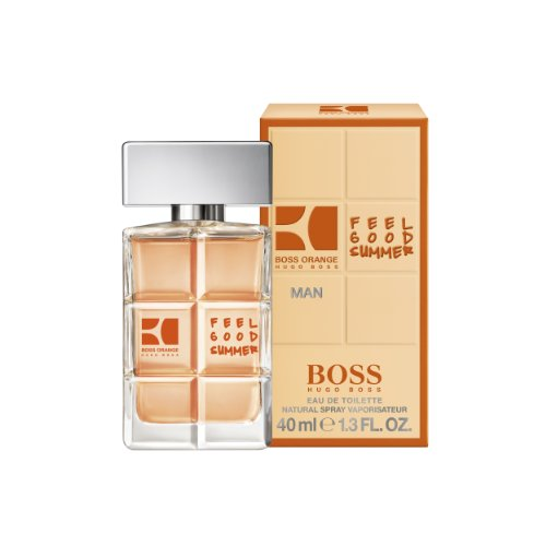 BOSS Orange Man Fresh EDT Vapo 40 ml, 1er Pack (1 x 40 ml)
