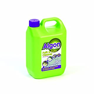 2 x Algon Organic Path and Patio Cleaner Concentrate 2.5l