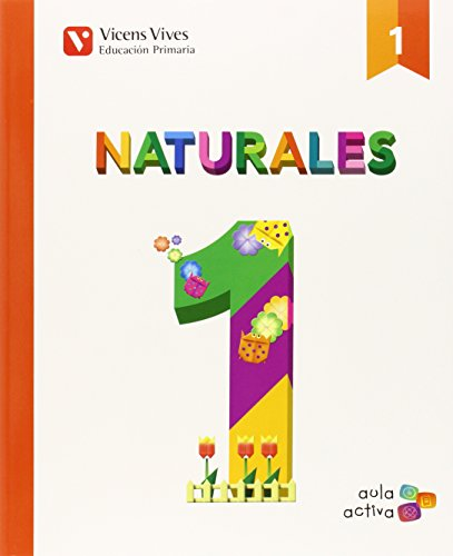 NATURALES 1 N/E (AULA ACTIVA): 000001 - 9788468233468
