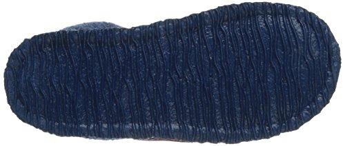 Giesswein Torgau, Chaussons garçon Bleu (527 Jeans)