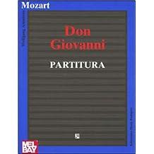 Mozart: Don Giovanni - Partitura