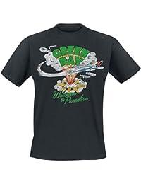 6d8c9bce Amazon.co.uk: Green Day - Tops & Tees / Band T-Shirts & Music Fan ...