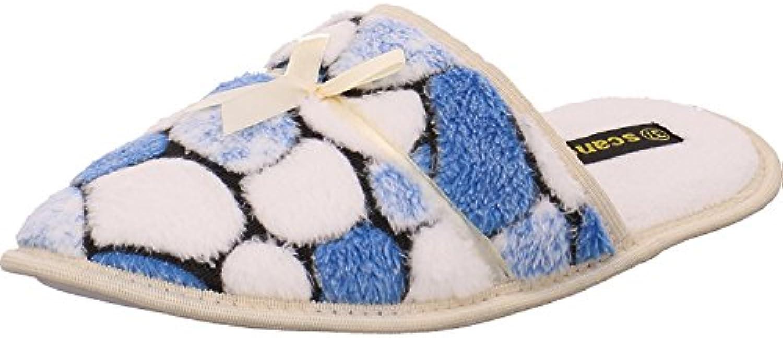 Scandi 50-0514-s1 - Zapatillas de estar por casa para mujer