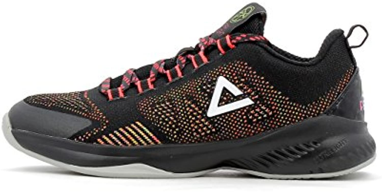 Peak  Ultra Light Schwarz Basketball  Schuhe Basket