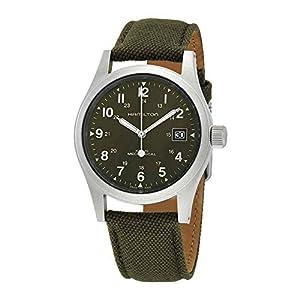 Hamilton H69439363 – Reloj mecánico para Hombre (38 mm), Color Verde