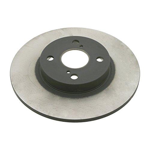 Preisvergleich Produktbild febi bilstein 26111 Bremsscheibensatz (hinten,  2 Bremsscheiben),  Lochzahl 4