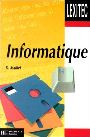 Lexique de l'informatique
