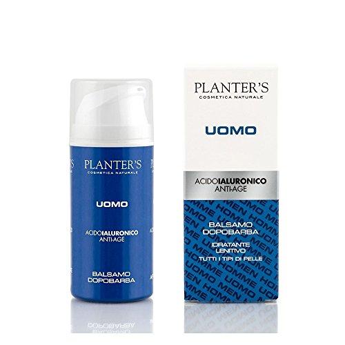 Planter's Acido Ialuronico Linea Uomo Dopobarba 100ml