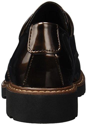 Marco Tozzi Damen 23712 Oxfords Braun (brevetto Bronce)