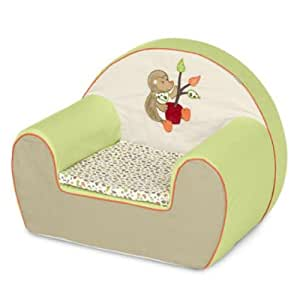 Chauffeuse fauteuil enfant b b s pu riculture for Chauffeuse chambre enfant