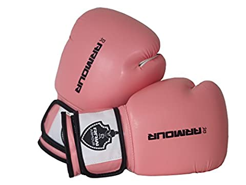 Raw Armour de gants de boxe 396,9 gram Blanc ou Noir)