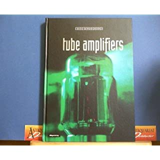 Tube amplifiers.
