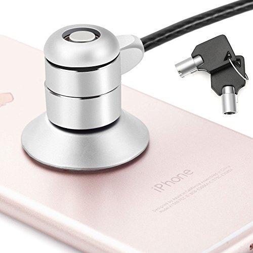 Kabelschloss Sicherheitsschlosskabel Diebstahlsicherungs Kabel für  Smartphone Laptop MacBook iPad iPhone Tablets PC Display Monitor Keyed Lock  Sicherheitsschloss -
