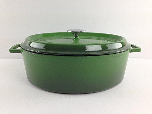 Lava Cookware Folk Hierro Fundido Esmaltada Cacerolaolla