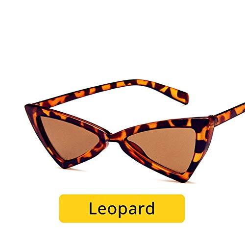 YUHANGH Unregelmäßige Triangle Cat Eye Sonnenbrillen Europäische Und Amerikanische Mode Persönlichkeit Sonnenbrillen Trend Brillen