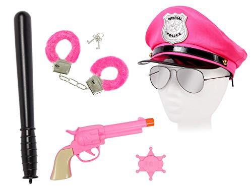 Polizei Kostüm Damen Xxl - Alsino XXL Damen Polizei Set Uniform