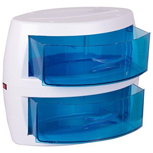 Crisnails® Esterilizador UV Profesional Germicida Bactericida para Pe