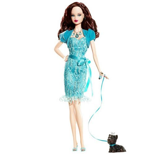 Barbie Collector # K8701 Birthstone Beauties -