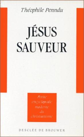 Jésus sauveur par Théophile Penndu