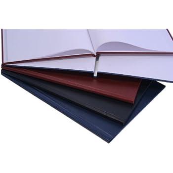 Hardcover Silk 9mm 10er Packung Jalema 1320919 Thermobindemappe schwarz