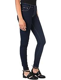 KRISP AUSVERKAUF Damen Jeans Hosen Slim Fit Stretch (Viele Farben Schnitte Größen)