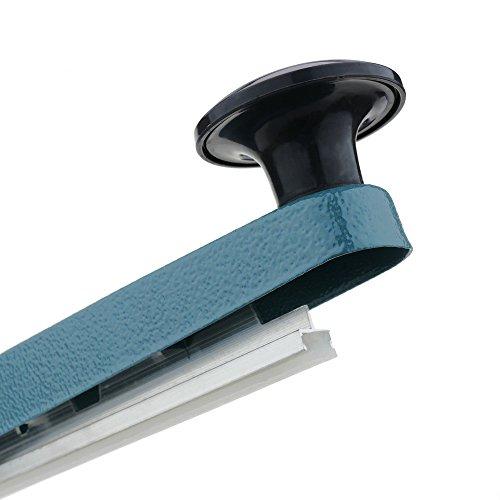 Cablematic Impuls Schweißgerät Metall Gehäuse Taschen Verschweißen 20 cm 200 mm - 4