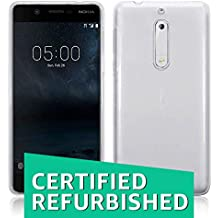 (CERTIFIED REFURBISHED) Nokia 5 (Silver, 16 GB)