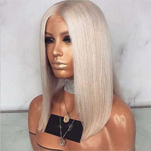 Wig girl Señoras Bob Peluca Corta Moda Mujeres Ombre