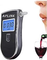 AplinK® 3 digitals LCD Display Breath Alcohol Tester Analyzer