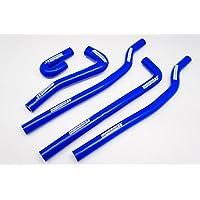 Autobahn88 Kit de manguera de silicona auxiliares, Modelo ASHK223-BL (Azul - sin