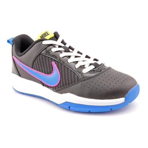 Nike QUICK BALLER LOW (GS) Schwarz Kinder Junior Sneakers Schuhe Neu Black