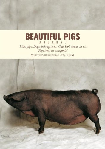 Beautiful pigs journal