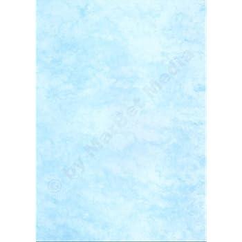 m² 250 Blatt grün Marmorpapier A4 170g