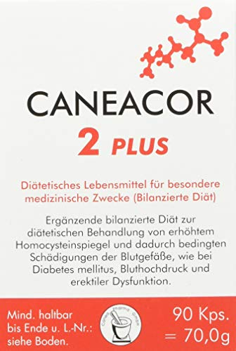 Pharma-Peter CANEACOR 2 plus Kapseln, 90 Stück