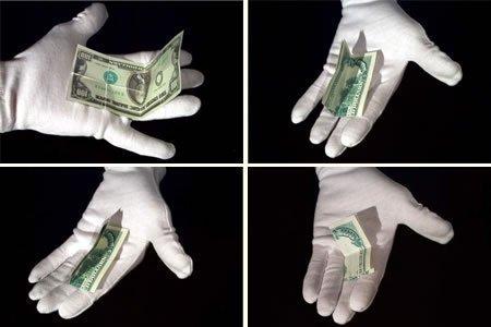 Magic Tricks - Animated Bill - Magic Trick by