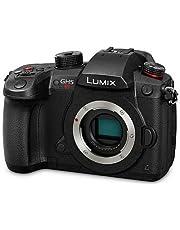 Panasonic DC-GH5SGW-K Mirrorless Camera (Black)