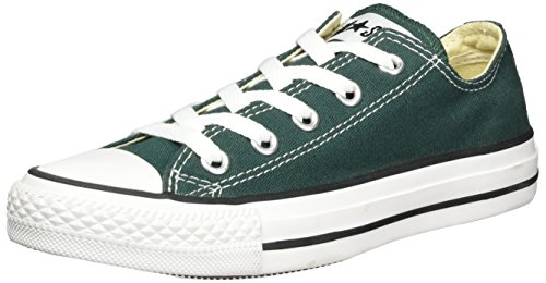 Converse Chuck Taylor All Star Adulte Seasonal Ox 15762 Unisex - Erwachsene Sneaker Grün
