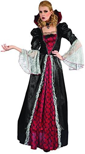 Costume vampira donna Halloween Small