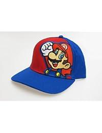 Nintendo Mario Blue Adjustable Chapeau